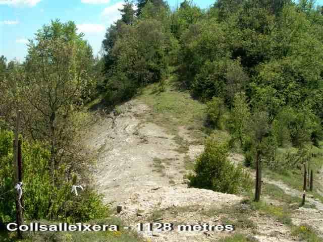 Collsalleixera - ES-B- 1128 mètres