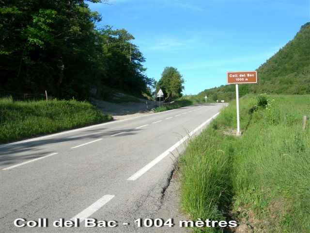 Coll del Bac - ES-B-1004