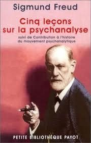 Freud 5 lecons sur la psychanalyse - JJ