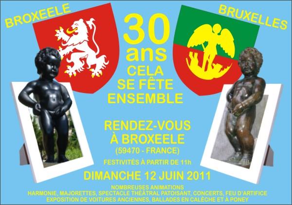 Jumelages tussen Vlaamse gemeenten van Frankrijk en van België 110530053004970738240315