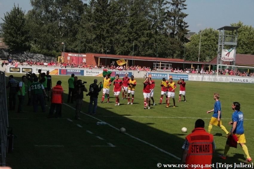 Waasland-Beveren - RAEC Mons [Photos] Test Match [1-2] 1106010112261303258250056