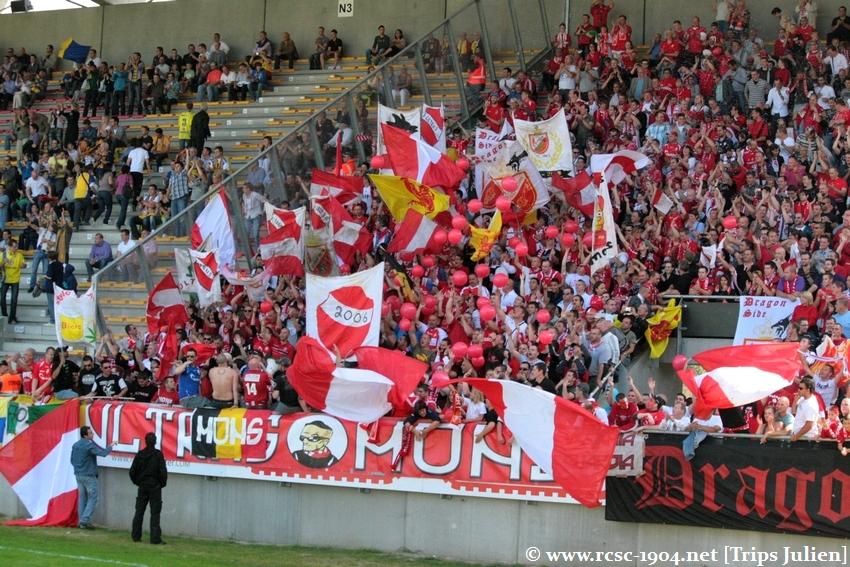 Waasland-Beveren - RAEC Mons [Photos] Test Match [1-2] 1106010115171303258250098