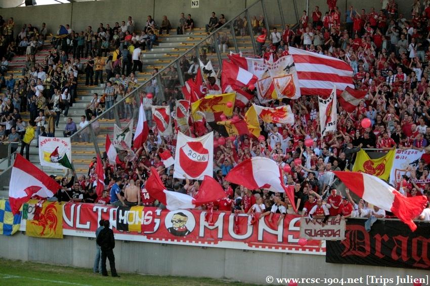 Waasland-Beveren - RAEC Mons [Photos] Test Match [1-2] 1106010115531303258250101