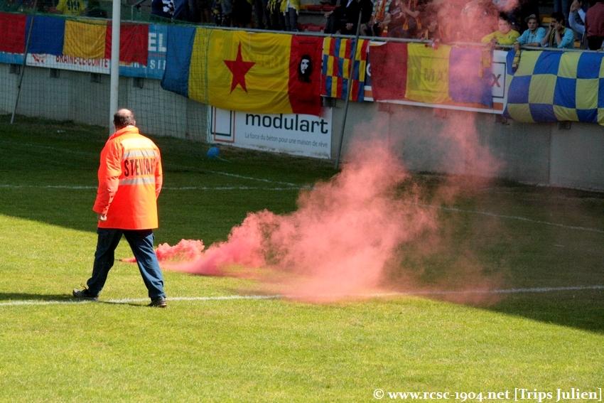 Waasland-Beveren - RAEC Mons [Photos] Test Match [1-2] 1106010117471303258250107