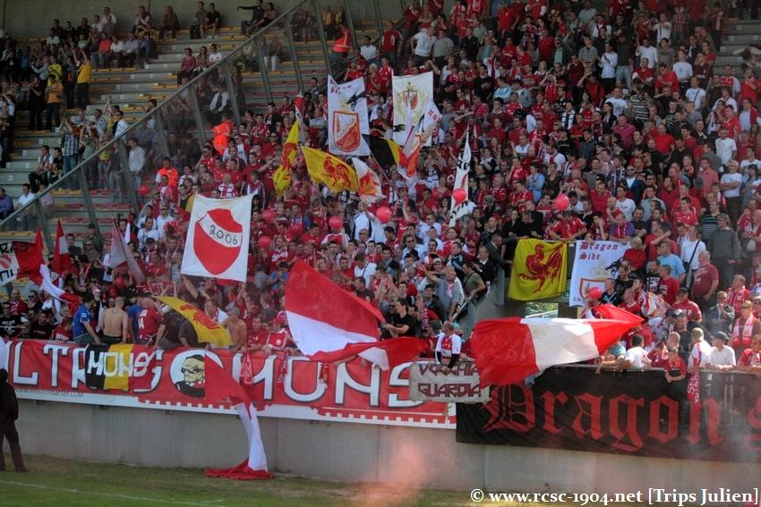 Waasland-Beveren - RAEC Mons [Photos] Test Match [1-2] 1106010118051303258250108