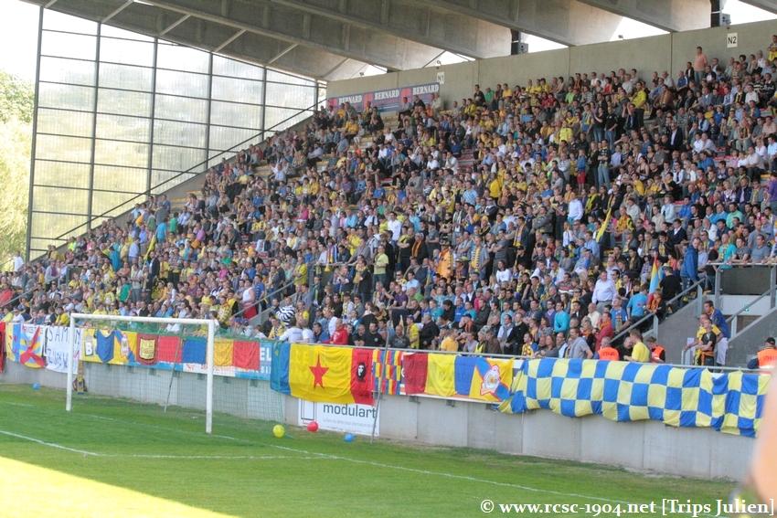 Waasland-Beveren - RAEC Mons [Photos] Test Match [1-2] 1106010119301303258250114