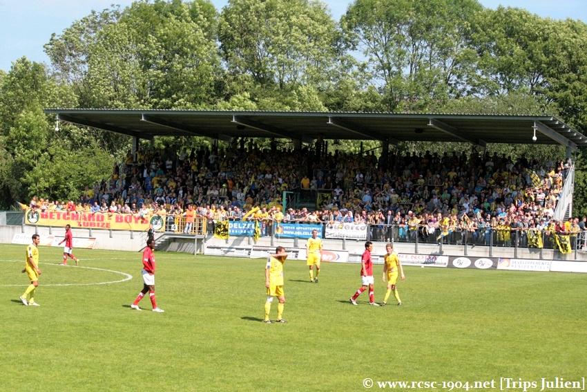 Waasland-Beveren - RAEC Mons [Photos] Test Match [1-2] 1106010120201303258250118