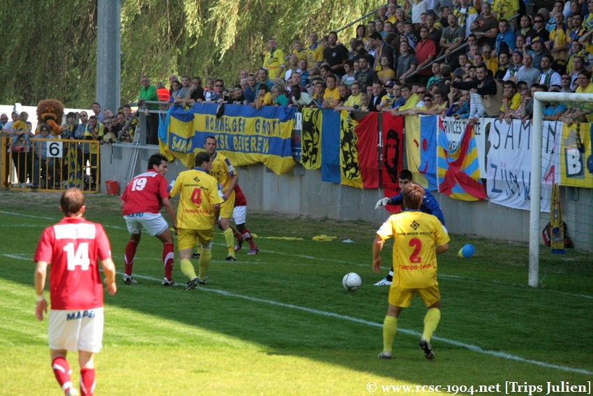 Waasland-Beveren - RAEC Mons [Photos] Test Match [1-2] 1106010121091303258250124