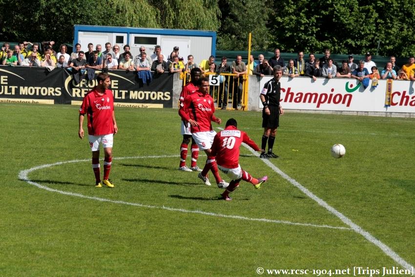Waasland-Beveren - RAEC Mons [Photos] Test Match [1-2] 1106010123231303258250138