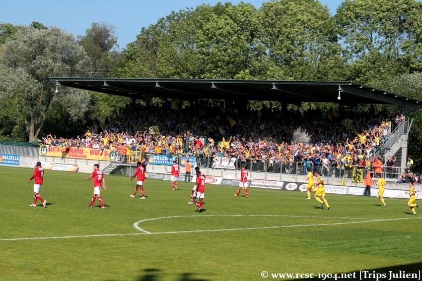 Waasland-Beveren - RAEC Mons [Photos] Test Match [1-2] 1106010130001303258250174