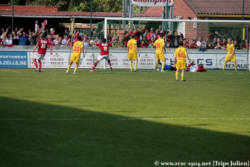 Waasland-Beveren - RAEC Mons [Photos] Test Match [1-2] 1106010133471303258250192