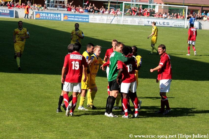 Waasland-Beveren - RAEC Mons [Photos] Test Match [1-2] 1106010137391303258250267