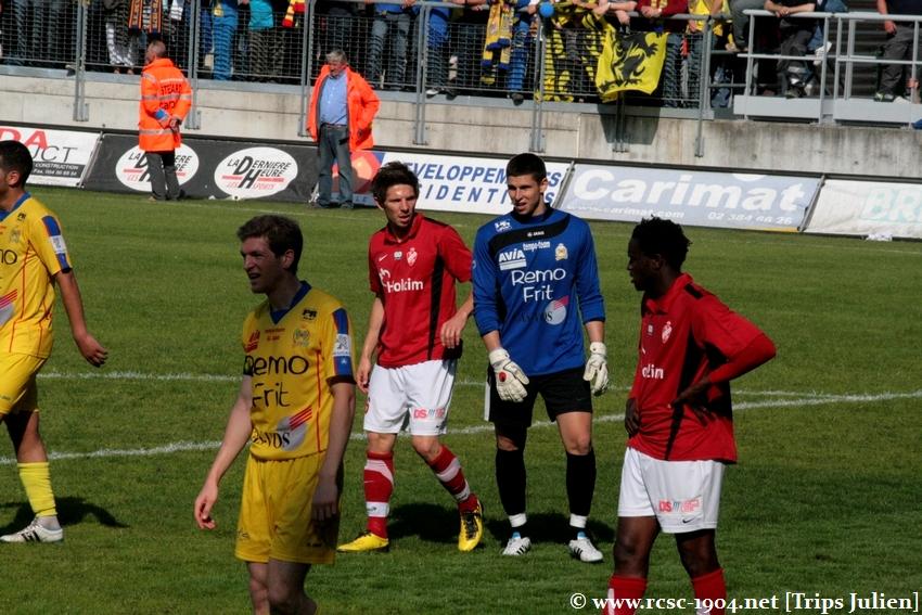 Waasland-Beveren - RAEC Mons [Photos] Test Match [1-2] 1106010138091303258250271