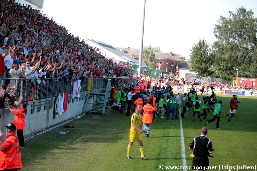 Waasland-Beveren - RAEC Mons [Photos] Test Match [1-2] 1106010138431303258250273