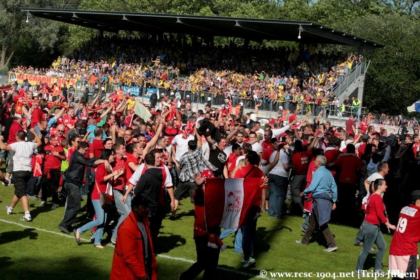 Waasland-Beveren - RAEC Mons [Photos] Test Match [1-2] 1106010143051303258250373