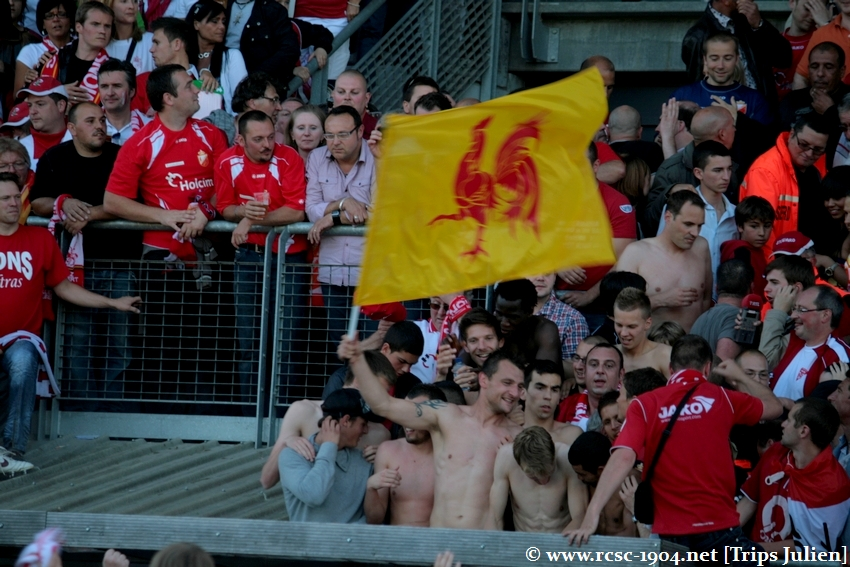 Waasland-Beveren - RAEC Mons [Photos] Test Match [1-2] 1106010149201303258250425