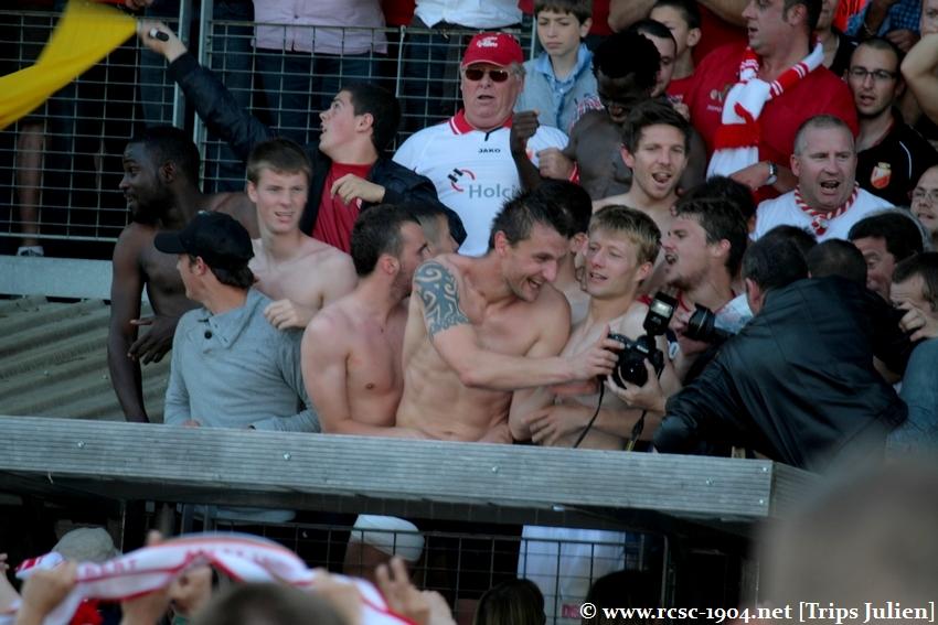 Waasland-Beveren - RAEC Mons [Photos] Test Match [1-2] 1106010149551303258250427