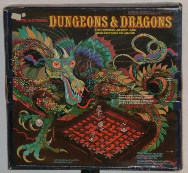 Donjons et Dragons - Advanced Dungeons and Dragons 110601101223668848252675