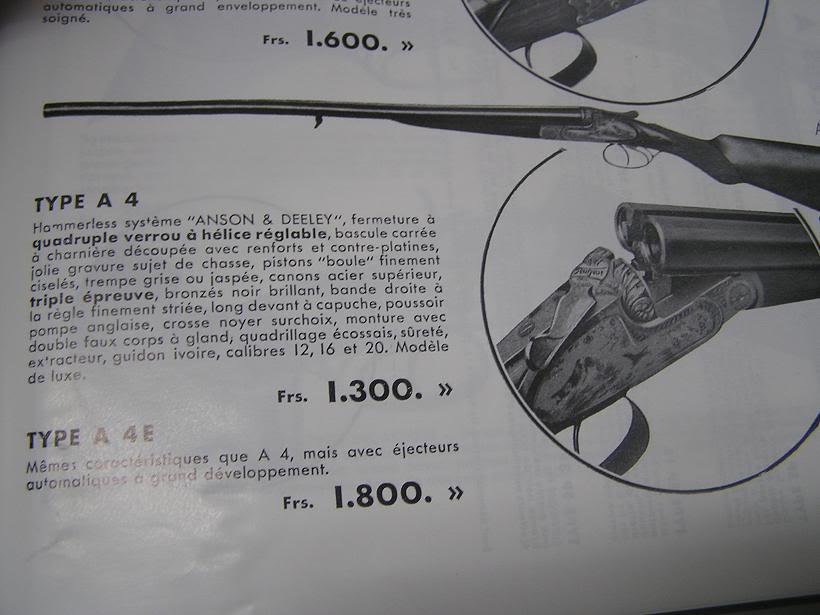 fusil Peugeot