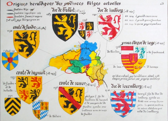 Oude kaarten, gravures en tekeningen van Frans-Vlaanderen - Pagina 2 110605121956970738270812