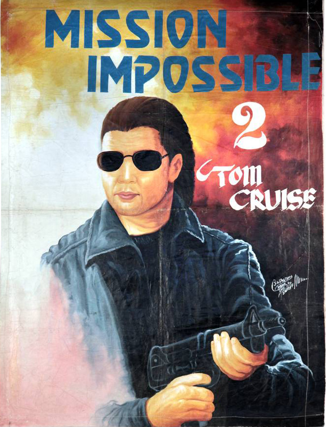 tom cruise mission impossible 2. Mission: Impossible II (2000)