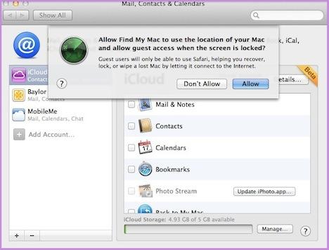 Mac OS : Lion retrouve votre Mac 1106080906541200808291159