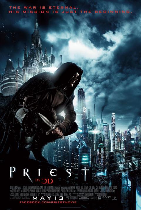 Ksiądz / Priest (2011) PLSUBBED R5 LiNE XviD-BiDA