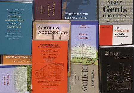 Vlaamse woordenboeken & grammatica's 110610014502970738299049