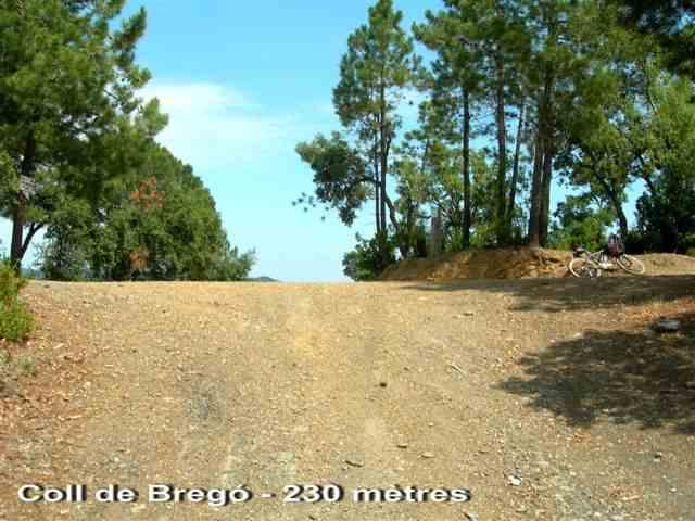 Coll de Bregó - ES-GI-0230
