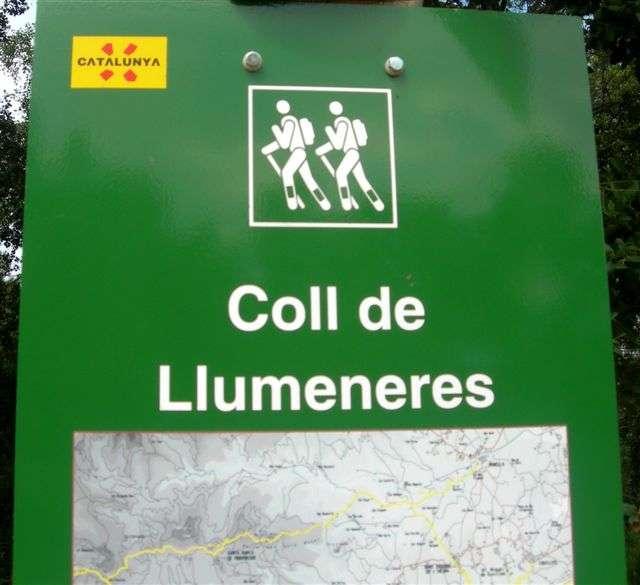 Coll de Lumeneres - ES-B-0265