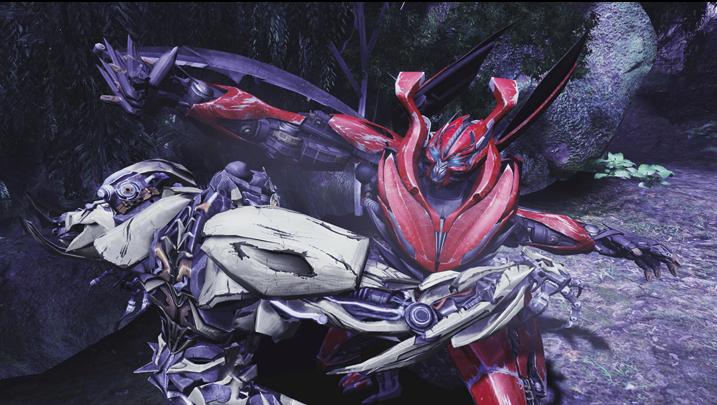 transformers dark of the moon game shockwave gameplay. Transformers: Dark of the Moon