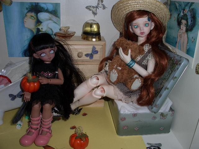 """La petite troupe de l'étrange:""""retour du doll rdv """"p6 1106150408171232648327793"""