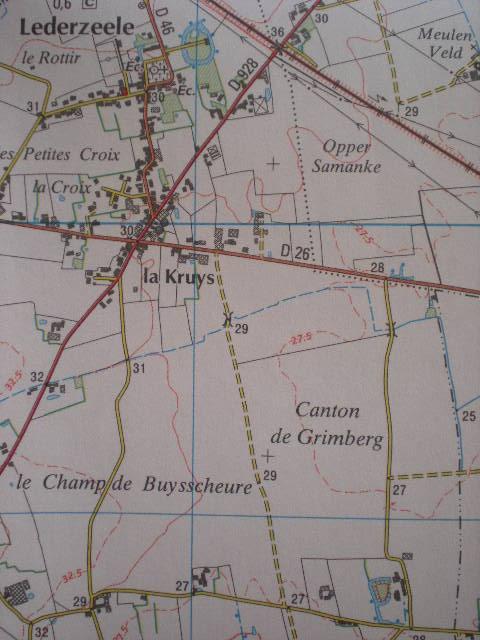 Castrale mottes van Frans-Vlaanderen 110615090159970738329354