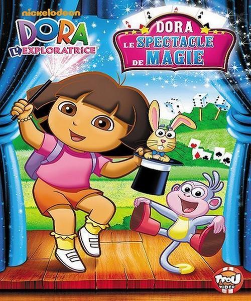 Dora et le spectacle de magie [TRUEFRENCH][DVDRIP] [TB] (repost)