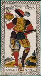"""La carte du tarot """"Valet de Coupes"""" 110621115020777138358166"""