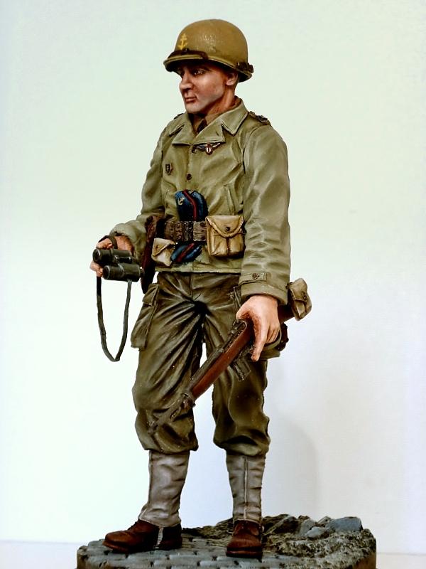 Sous-officier du RMT à la Libération de Paris, août 1944 110629105818592318397956