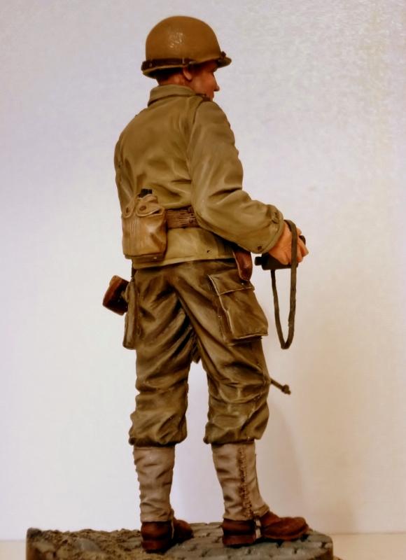 Sous-officier du RMT à la Libération de Paris, août 1944 110629105935592318397959