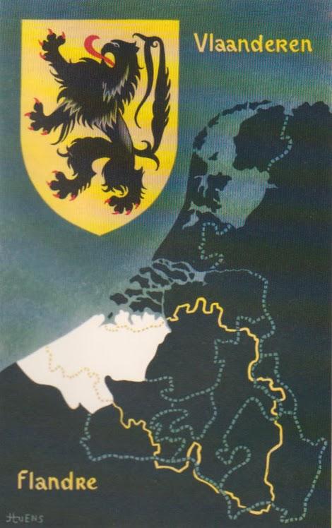 De geschiedenis van Frans-Vlaanderen 110630112608970738403422