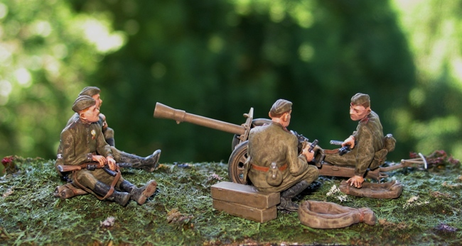 puppchen Dragon+soldats russes Miniart 1/35 110702011018667018412815