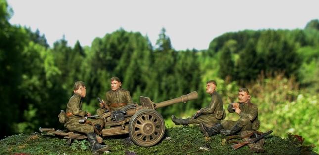 puppchen Dragon+soldats russes Miniart 1/35 110702011040667018412817