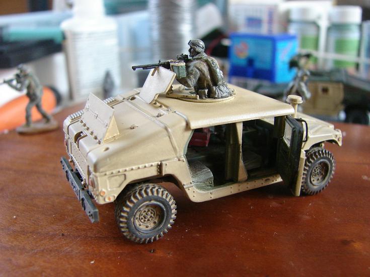 HMMWV M1114 [DRAGON - 1/72] 1107090825091151538447362