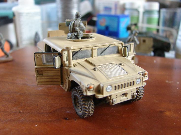 HMMWV M1114 [DRAGON - 1/72] 1107090825101151538447363