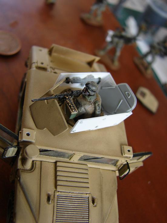 HMMWV M1114 [DRAGON - 1/72] 1107100436051151538450872