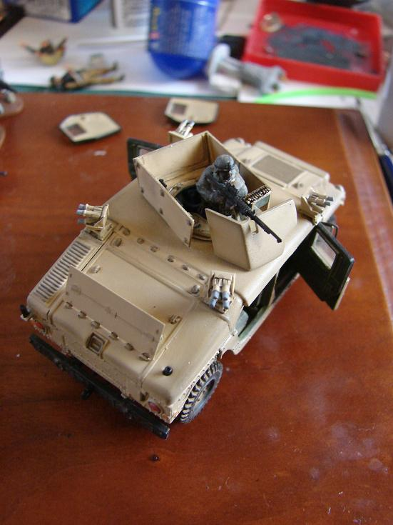 HMMWV M1114 [DRAGON - 1/72] 1107100856141151538452565