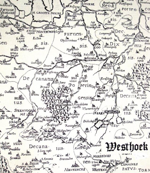 Oude kaarten, gravures en tekeningen van Frans-Vlaanderen - Pagina 2 110711111307970738454620