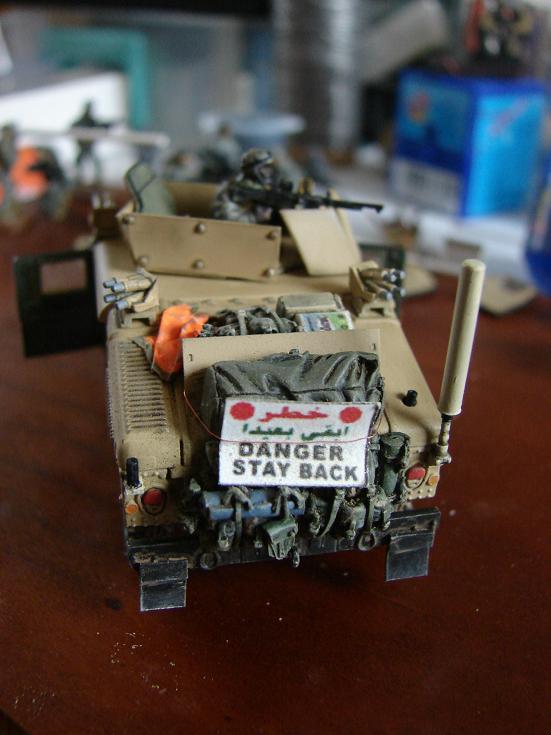 HMMWV M1114 [DRAGON - 1/72] 1107120804241151538461752