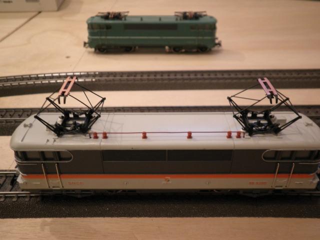 "BB-9313 SNCF ""Jacquemin"" Roco 3 rails AC 1107150904551194568474557"