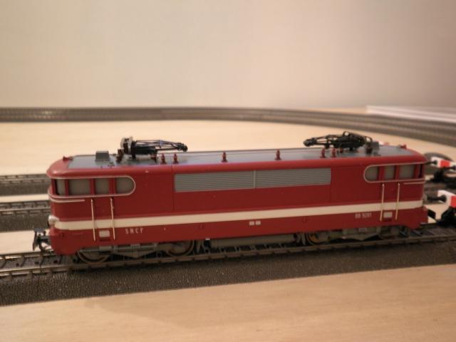 "BB-9313 SNCF ""Jacquemin"" Roco 3 rails AC 1107150906231194568474573"