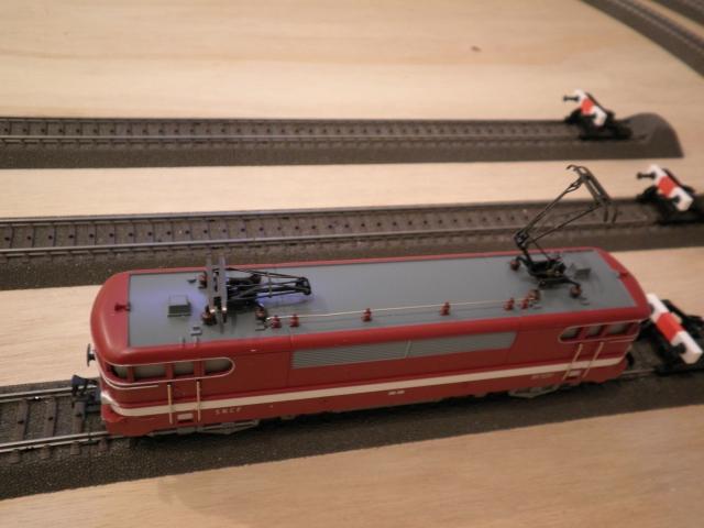 "BB-9313 SNCF ""Jacquemin"" Roco 3 rails AC 1107150907171194568474584"
