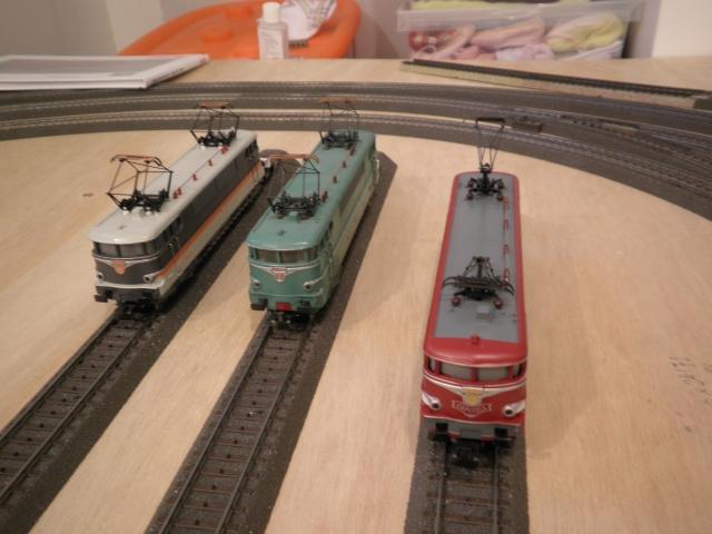 "BB-9313 SNCF ""Jacquemin"" Roco 3 rails AC 1107150907351194568474586"